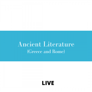 Protected: Ancient Literature (Greece and Rome)