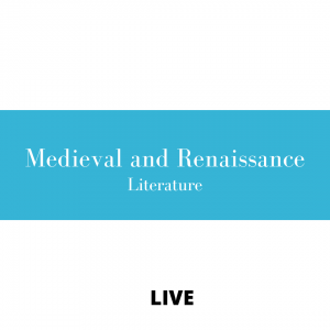 Protected: Medieval and Renaissance Literature