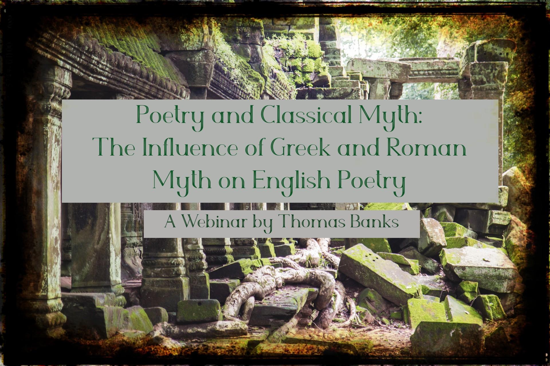 Classical Myth Webinar for store
