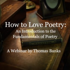 How to Love Poetry: An Introduction to the Fundamentals of Poetry Webinar (streaming video)
