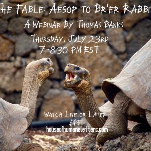 The Fable: A Webinar by Thomas Banks