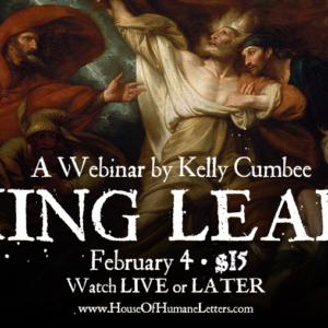 King Lear Webinar